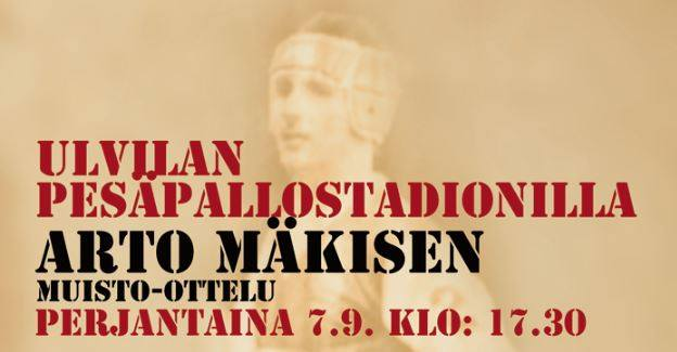 Arto Mäkisen muisto-ottelussa ollaan hyvällä asialla – UPV Vintage vs. Korkki All Stars Ulvilassa perjantaina