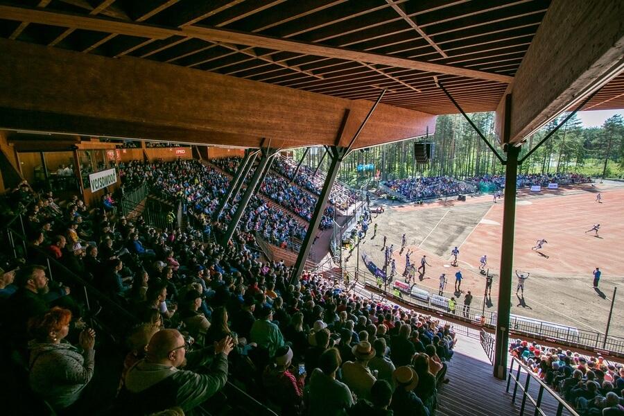 Äänestä: Joensuun Kerubi Stadion on yksi vuoden 2018 Puupalkintoehdokkaista!