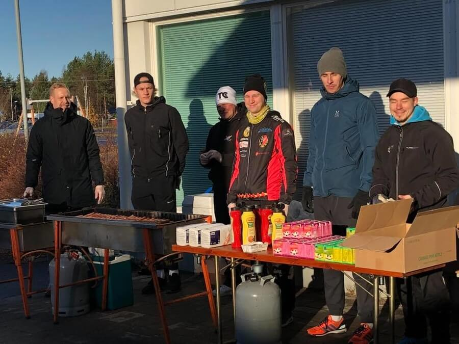 JymyJussit hyvällä asialla – 900 Seinäjoen koululaiselle järjestettiin lakkopäivänä lämmin ateria