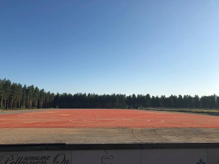 """Kokemäen hiekkatekonurmen avajaiset tänään – """"toiminta saatu hyvään nousuun"""""""