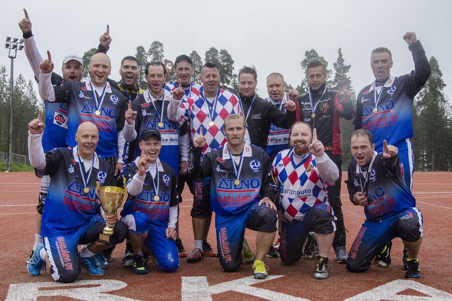 Evijärven Urheilijat