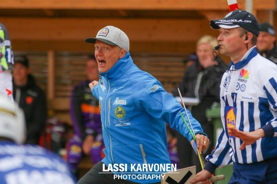 Markku Hylkilä Vimpelin Vedon viuhkaan!