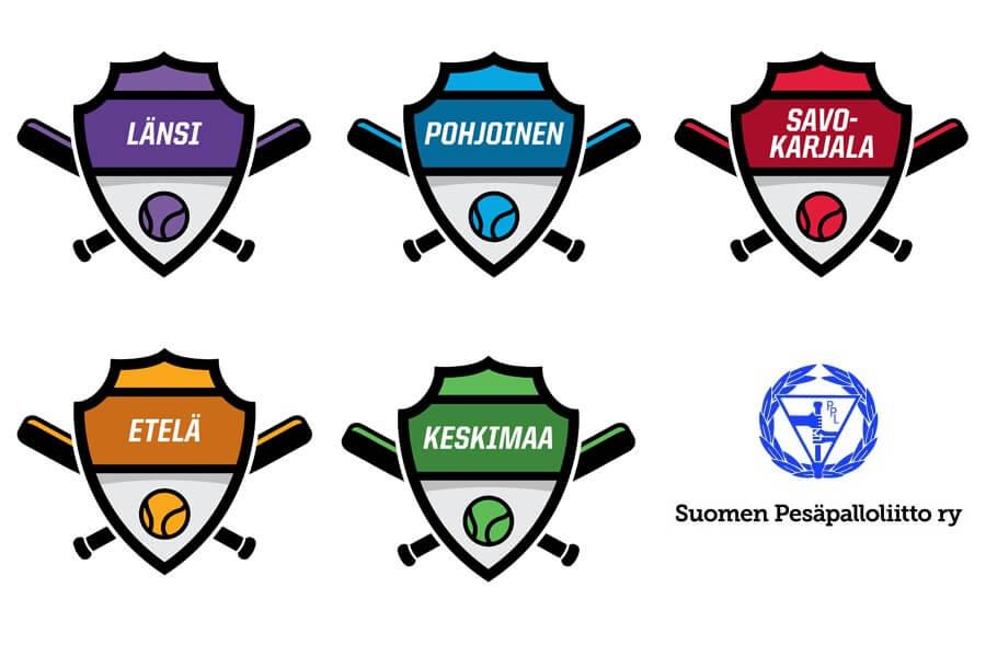 Pesäpalloliiton alueiden johtoryhmät valittu seuraavalle kaksivuotiskaudelle
