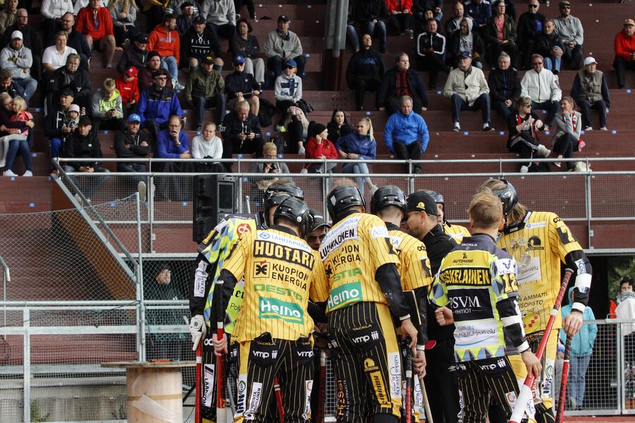 Urheilu ja teatteri paiskaavat kättä Kuopiossa – molemmat voittavat!