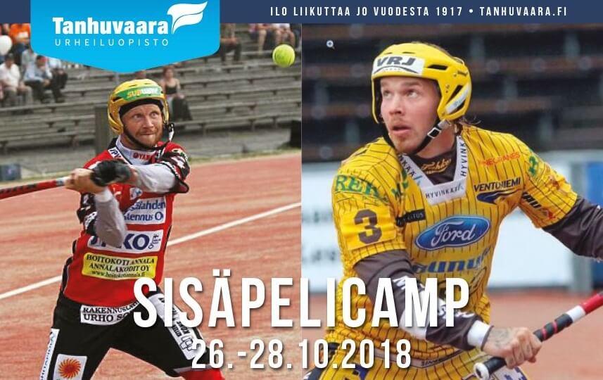 Superpesistähdet kouluttavat Tanhuvaaran SisäpeliCampilla 26.-28.10. – vielä ehdit mukaan!
