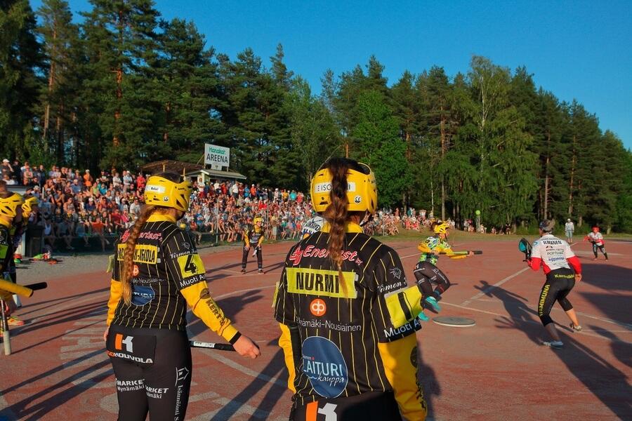 Äänestä – onko Mynämäen nousuottelu sykähdyttävin urheilutapahtuma Varsinais-Suomessa?