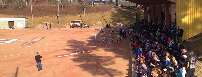 Alajärvi-Kitee pelataan Alavudella torstaina 15.6.