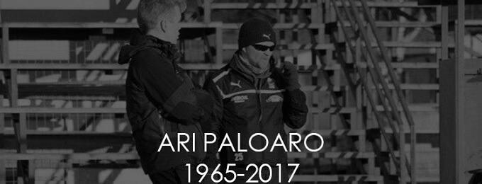 Ari Paloaro on poissa