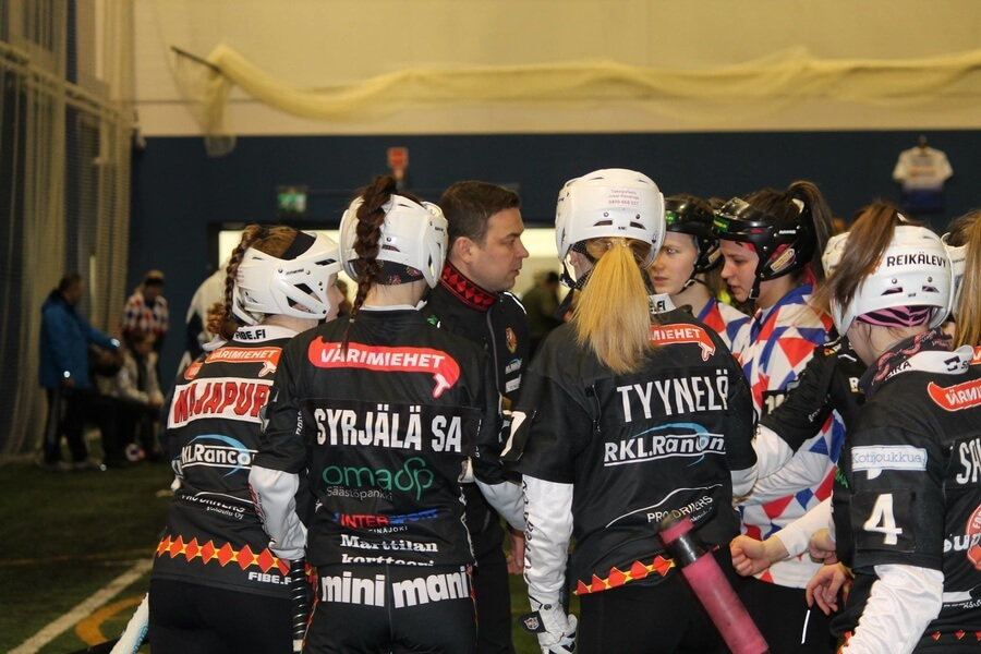 Otteluohjelma julkaistu: B-tyttöjen Halli-SM-lopputurnaus pelataan Raumalla 1.-2.4.