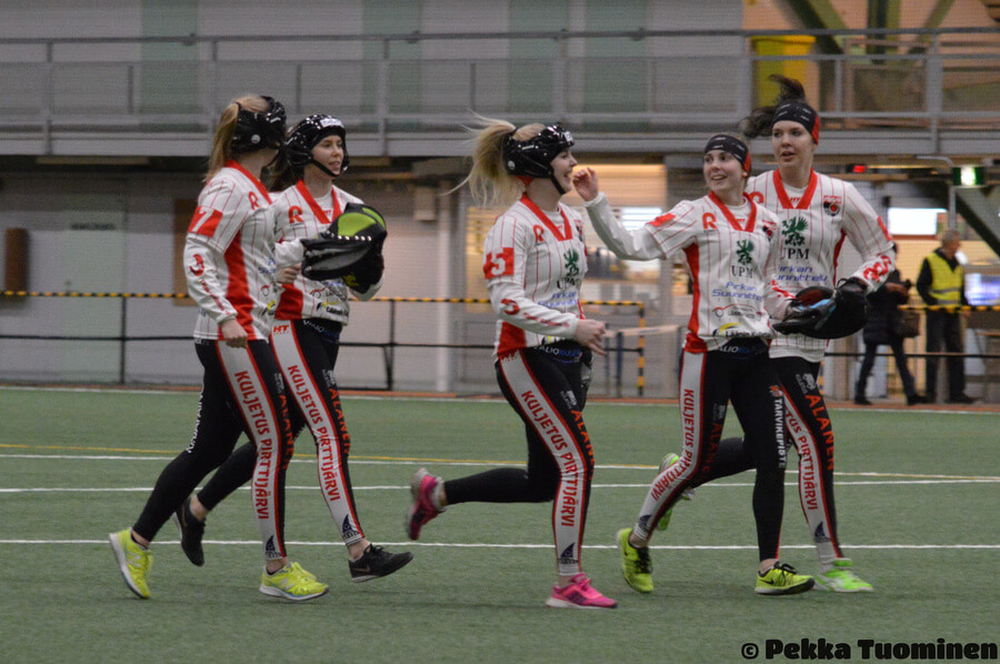 16 joukkuetta tavoittelee paikkaa B-tyttöjen Halli-SM-lopputurnauksessa