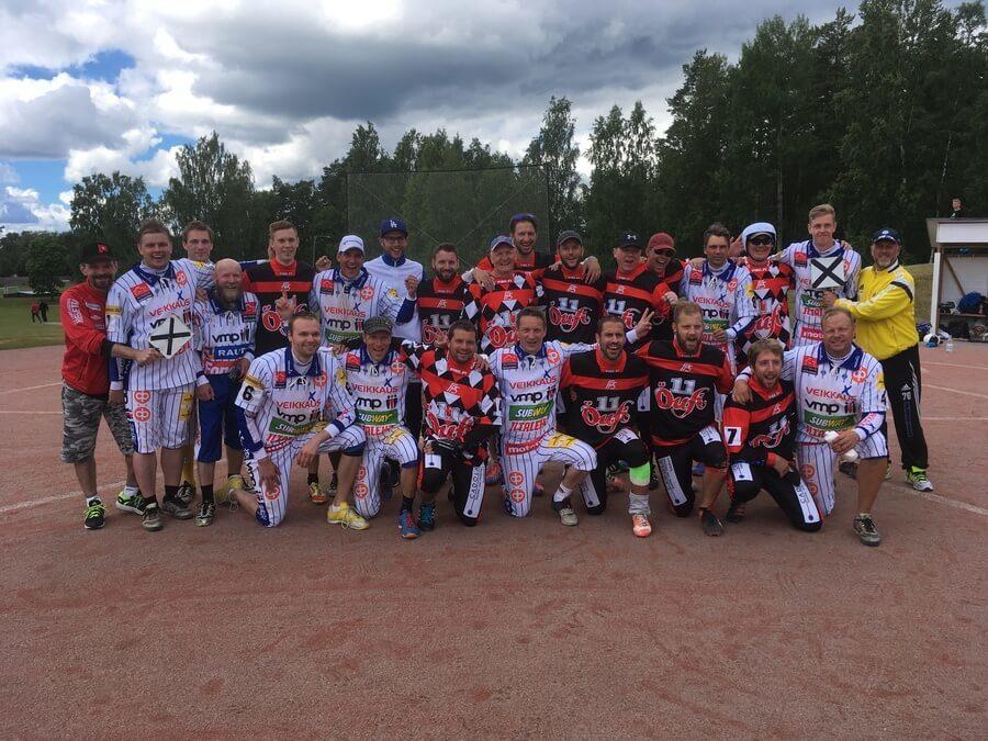World Cup saapui Mynämäelle – Mynämäki hosted World Cup games
