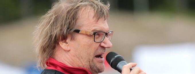 """Päätösristeilyn juontaja Antero Mertaranta: """"Tästä tehdään kaikkien aikojen spektaakkeli"""""""