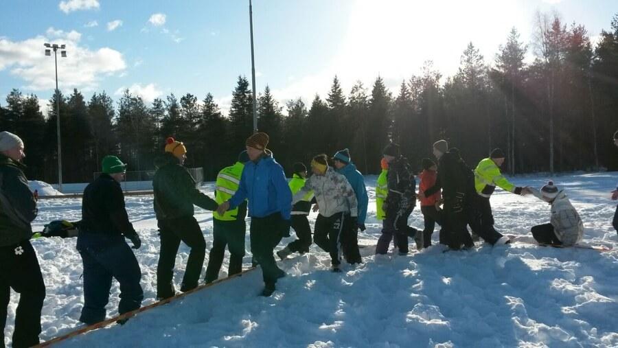 Mad About Snow – Rovaniemi hullaantuu lumesta Hankipesiksen MM-kisoissa 11. helmikuuta