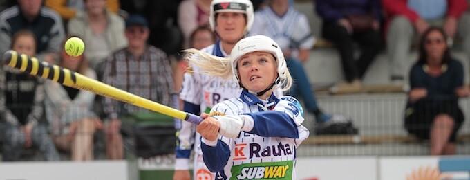 Uusia nimiä pesäpallokauden parhaina – Susanne Ojaniemi ja Henri Puputti vuoden pesäpalloilijat
