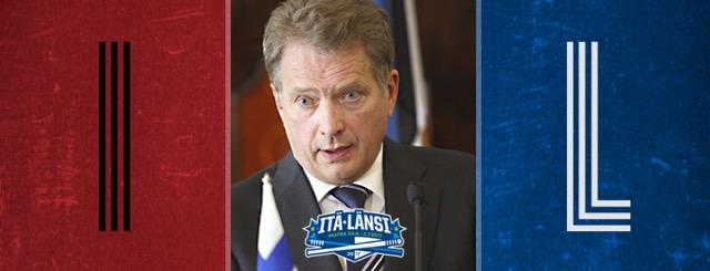 Presidentti Niinistö lähetti tervehdyksensä – odottaa pesäpallon Itä-Länttä Imatralla