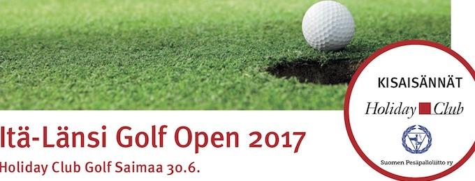 Hullunhalvalla Itä-Länteen golfturnauksen kautta!