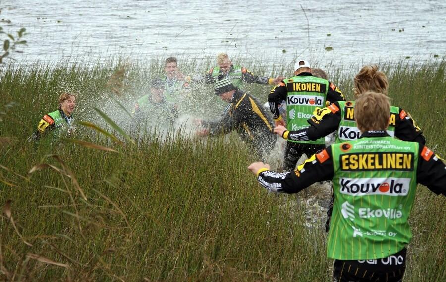 Urheilukaupunki Kouvola näytti jälleen voimansa – KPL:n kultajoukkueelle palkinto