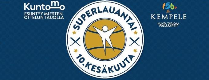 Kempeleen Kiri juhlii kunnan 150-vuotista historiaa Superlauantain merkeissä