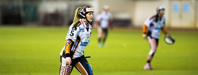 Kira Andersson valitsee Liiton joukkueen pesäpallon arvo-otteluun Lapualla 20.6.