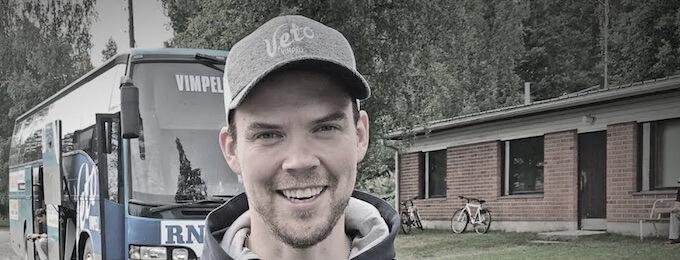 """Sami-Petteri Kivimäki: """"Hienoimmat puitteet, mitä laji pystyy tarjoamaan"""""""