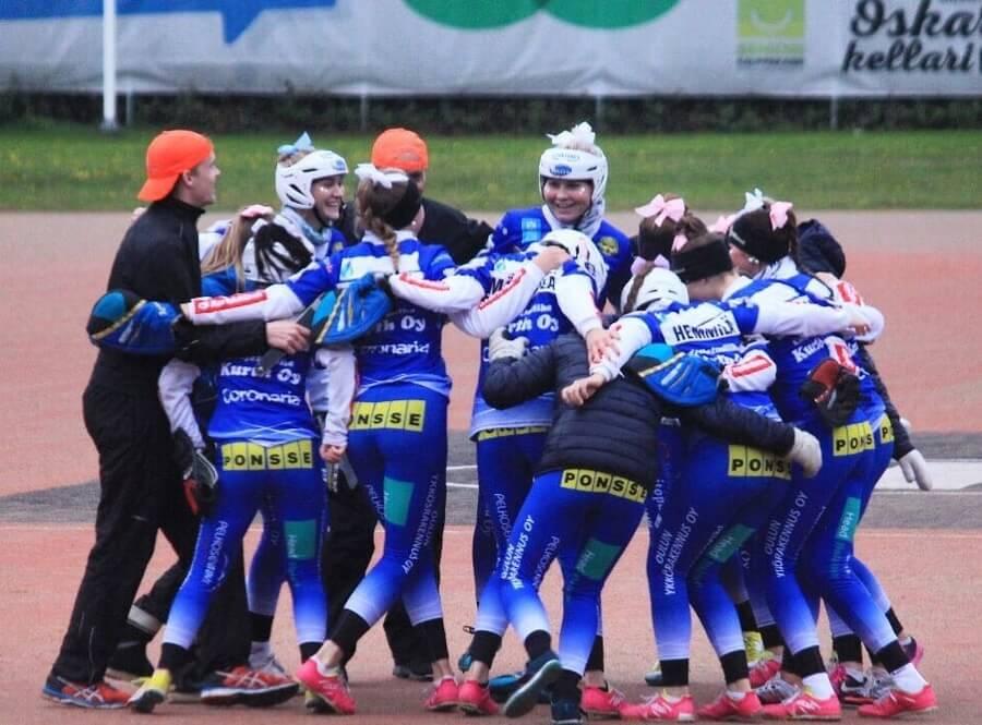 Oulun Lipottaret tavoittelee jo kolmatta peräkkäistä mestaruuttaan