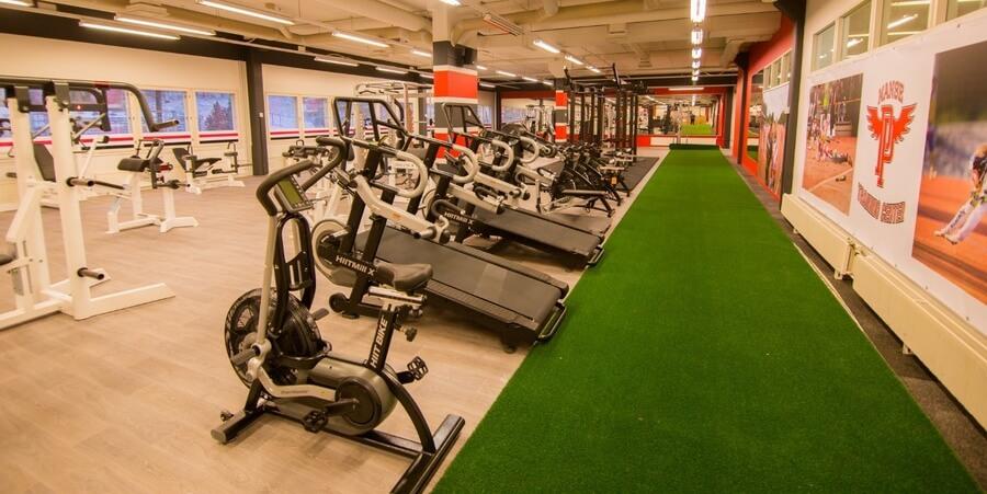 Manse Training Center on Manse PP:n uusi aluevaltaus!