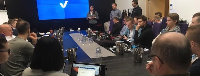 Superpesisseurojen mediavastaavat tapasivat Helsingissä
