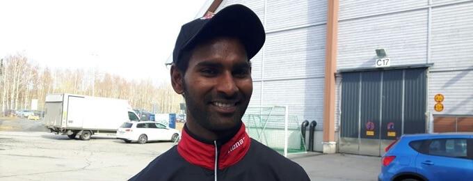 Intialainen Narender Kumar nousee suomensarjapelaajaksi Turussa lauantaina