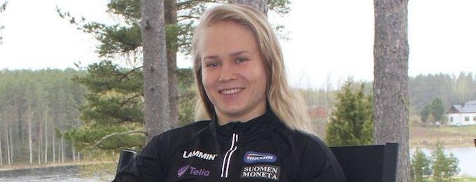 """Petra Olli mukaan Pesiskimppaan: """"Saapahan kylillä kehuskella"""""""