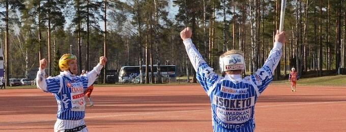 Henri Puputti toi 600. juoksunsa miesten Superpesiksessä