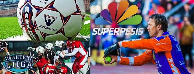 Ruudun kesäkausi aloitetaan Superpäivä-bileillä – huippusportit koko lauantain maksutta!