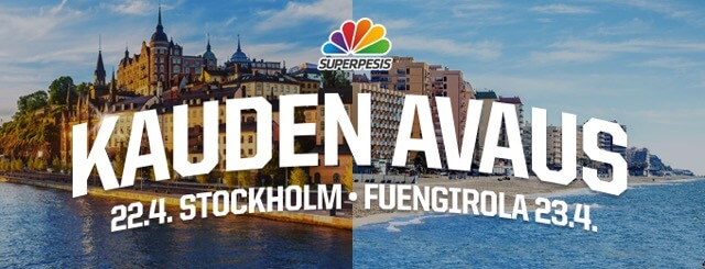 Myös KPL voitokas Tukholmassa – Korhonen ratkaisi supervuorossa!