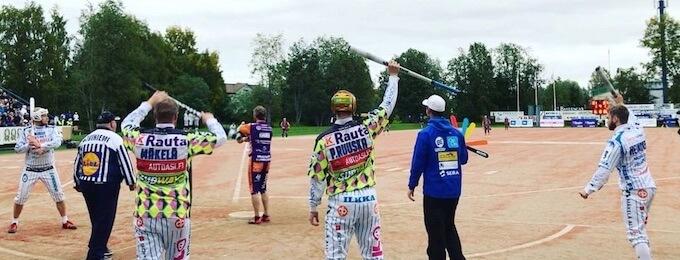 Videokooste: Vimpelin Veto voitti vakuuttavasti Suomen mestaruuden