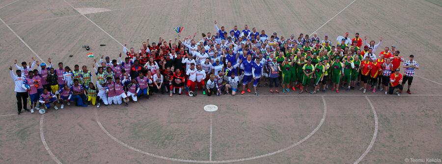 Äänestä: Onko pesäpallon World Cup Varsinais-Suomen sykähdyttävin urheilutapahtuma?