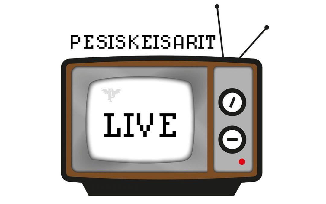 Pesiskeisarit on Manse PP:n uusi pesäpallo-ohjelma – ensimmäinen lähetys YouTubessa torstaina!
