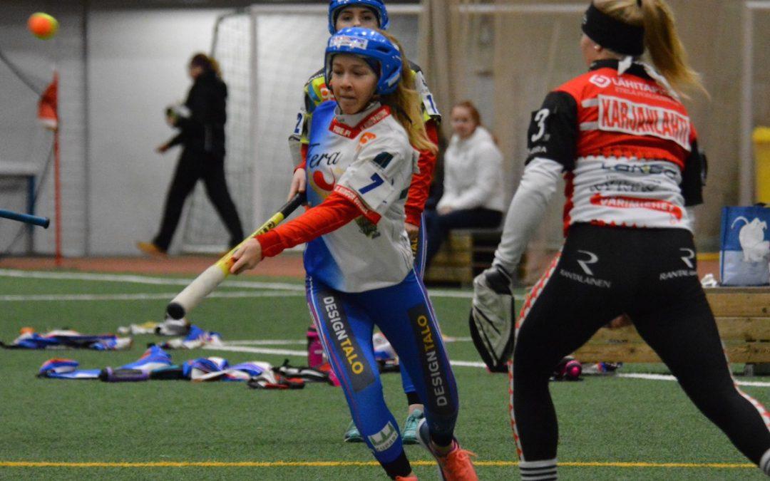 Hallikausi huipentuu B-tyttöjen lopputurnaukseen Tampereella