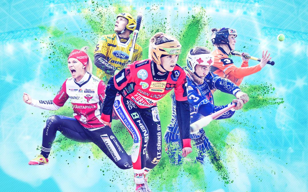 Neljä parasta ratkaisevat miesten hallimestaruuden Kuopiossa viikonloppuna!