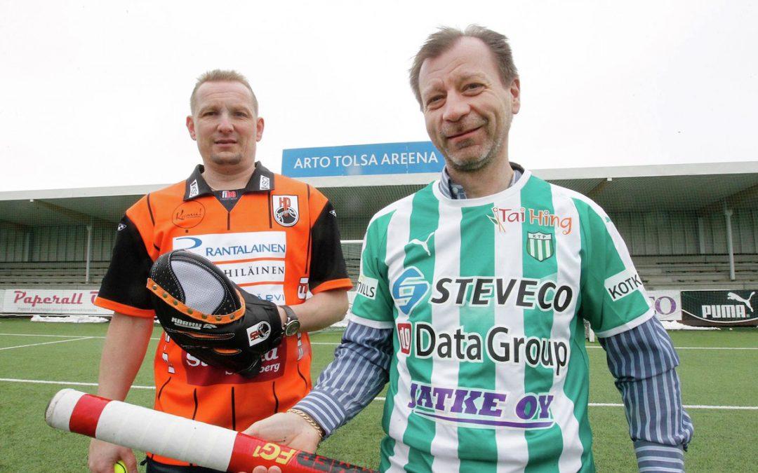 HP ja KTP rakentavat palloilun teemapäivän – historiallinen miesten ykköspesisottelu Kotkassa!