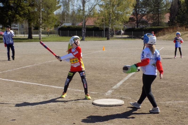 F-G-ikäisten Pienpesisturnaus pelataan Ulvilassa 11.5. – ilmoittaudu nyt!