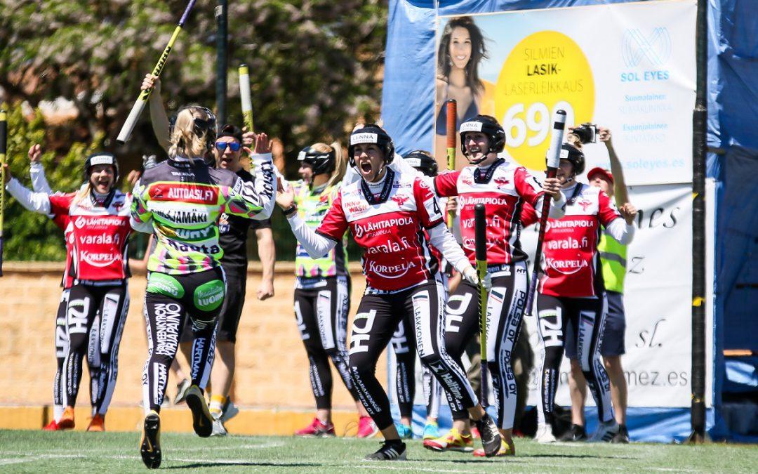 Yli 3500 katsojaa seurasi Superpesiksen avausviikonlopun otteluita Fuengirolassa