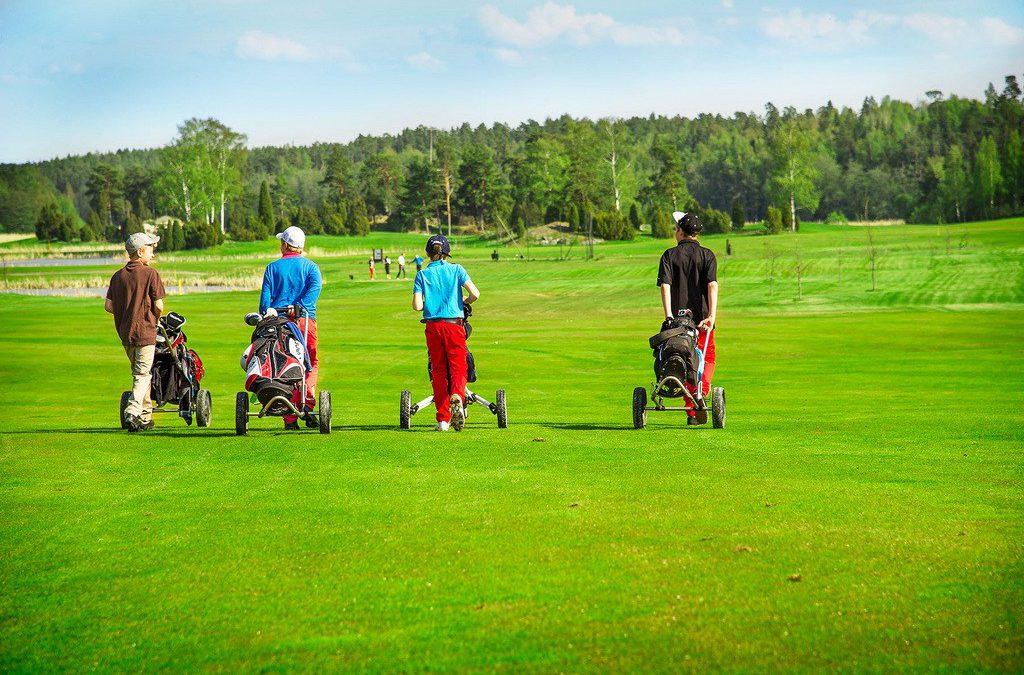 Sinustako pesiksen paras golfaaja? – Pesisväen oma golf-kisa Naantalin Kultaranta Resortissa 17.5.