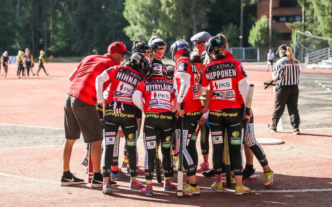 Manse PP paalupaikalla miesten Superpesikseen – Joensuu ja Pöytyä naisten Ykköspesiksen suosikit