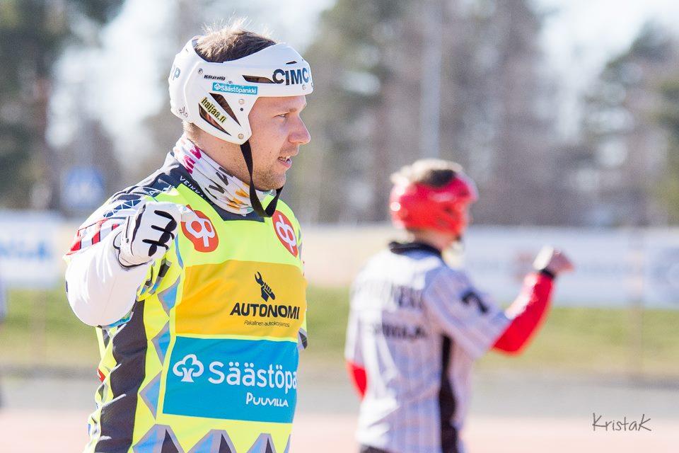 Petri Kulmala on miesten Ykköspesiksen lyöjäkuningas