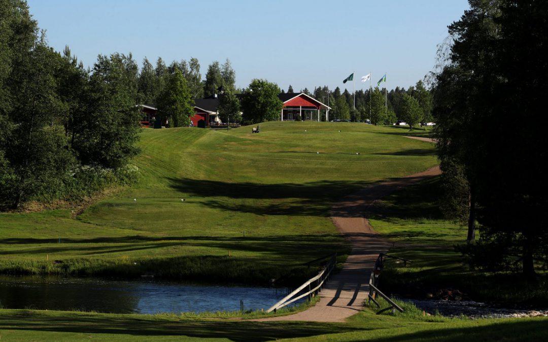 Sami Haapakoski lyö haasteen – Itä-Länsi Golf Open Ruuhikoskigolfin upealla kentällä!