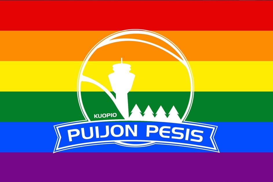 """Puijon Pesis kunnioittaa Pride-teemaa keskiviikon kotiottelussaan – """"meille pesäpallo on kaikkien yhteinen laji"""""""