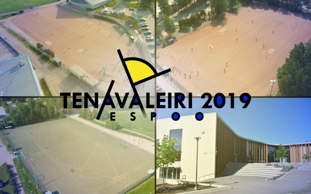 Kautta aikain suurin Espoossa järjestettävä pesäpalloleiri alkaa 113 joukkueen voimin maanantaina
