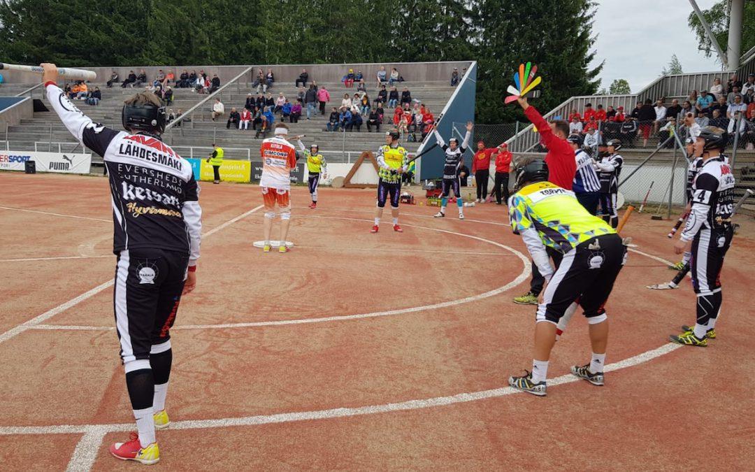 Manse PP voitti miesten Ykköspesiksen kärkiottelun Ulvilassa!