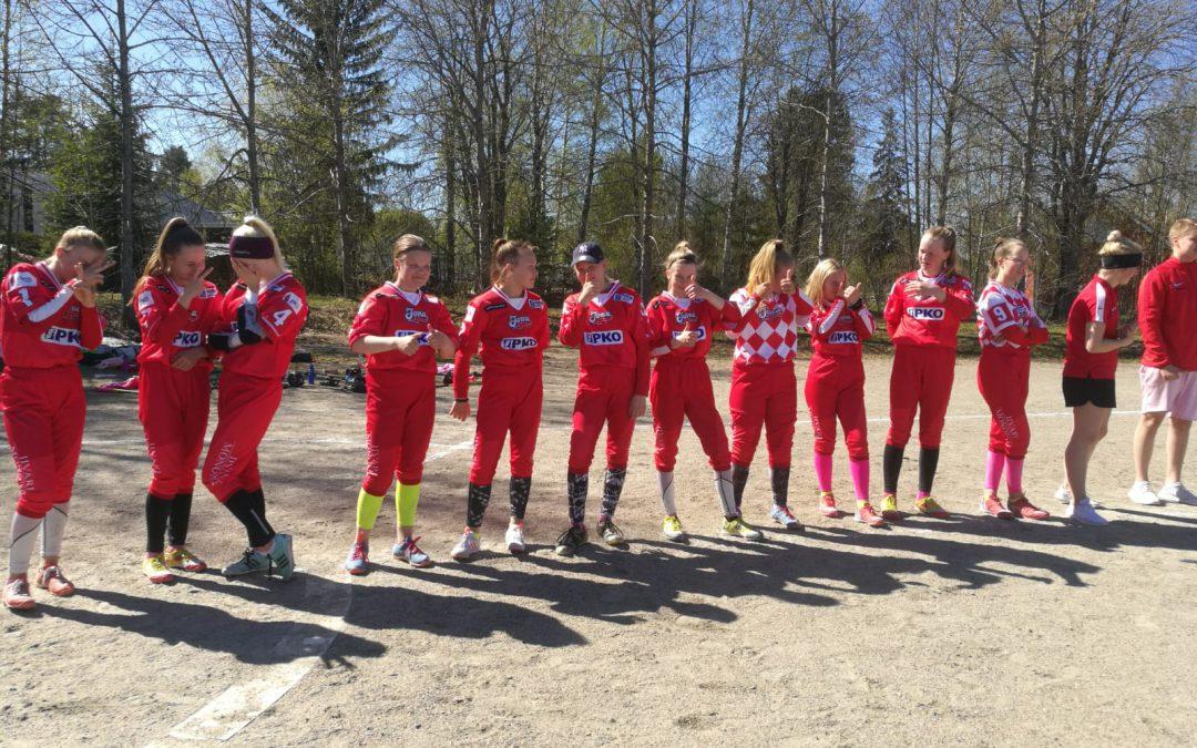 Joukkue-esittely: Joensuun Maila, D-tytöt