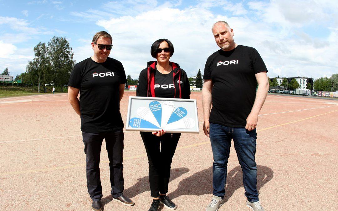 Itä-Länsi-viuhkassa merkki päällä ensi vuodelle – Suomen suosituimmat tähdistöottelut Porissa 3.-4.7.2020