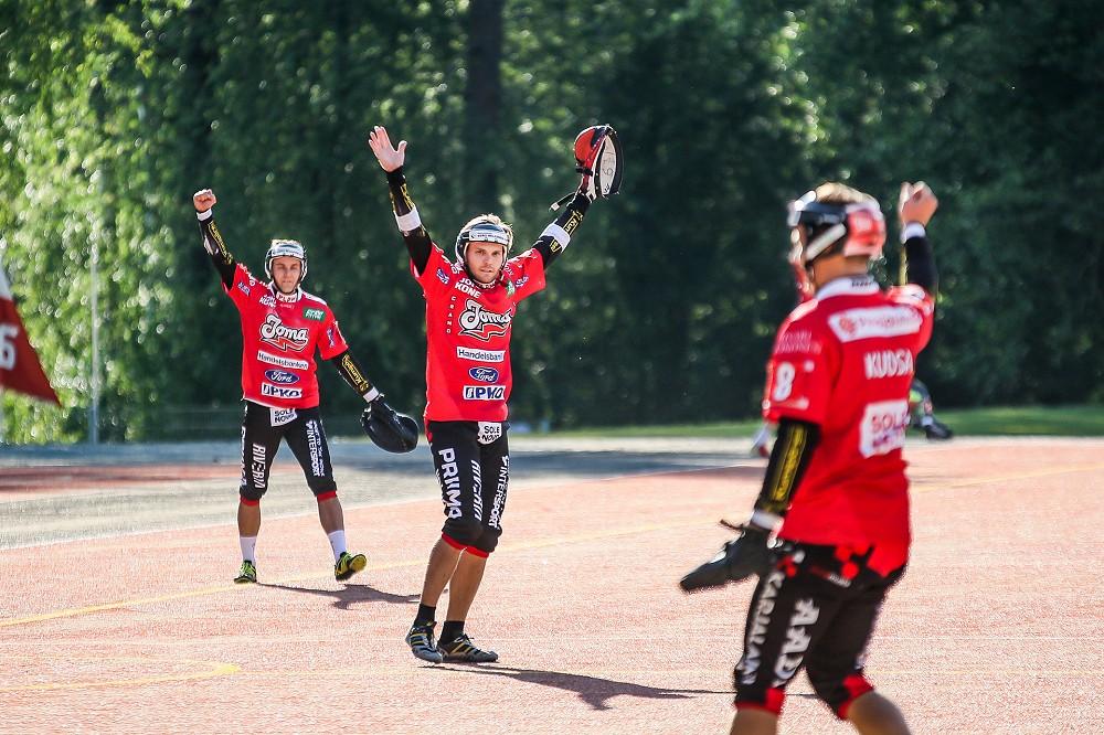 Syksyn miespesäpalloilu tarjoaa jännitystä – seuraa Savo-Karjalan alueen miesjoukkueiden menestystä